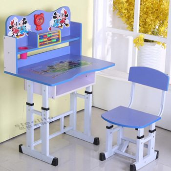 How to set up kids study   table?