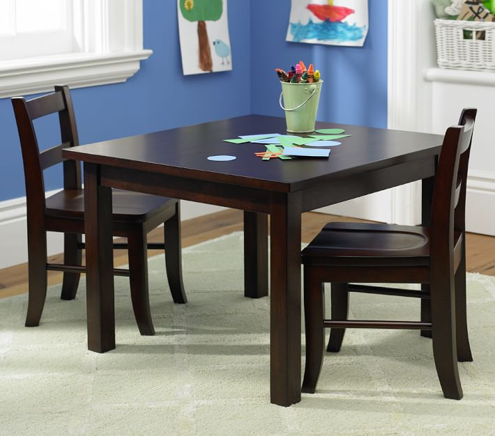 My First Table & Chairs | Pottery Barn Kids