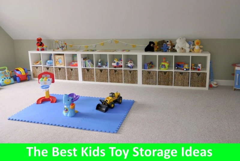 The Best Kids Toy Storage Ideas - Early Childhood Education Zone