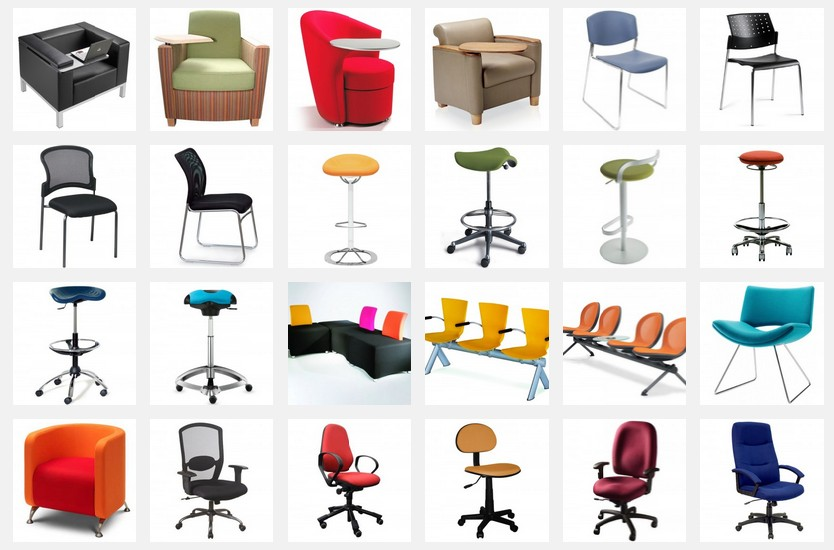 types of chairs u2013 Loris Decoration