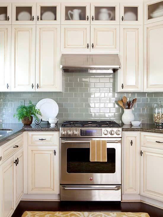 Colorful Kitchen Backsplash Ideas   home ideas   Pinterest   Kitchen