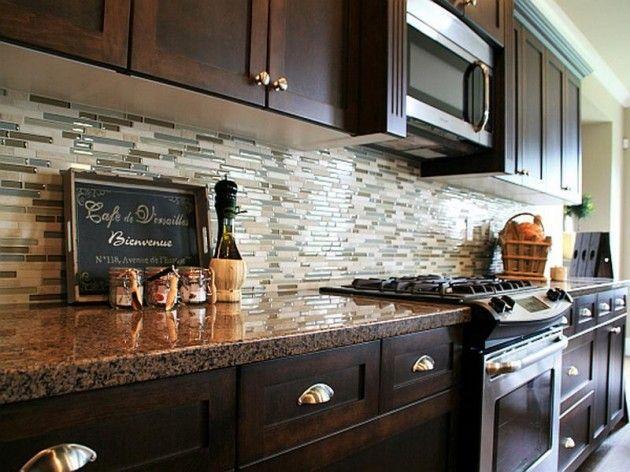 40 Extravagant Kitchen Backsplash Ideas for a Luxury Look | Home