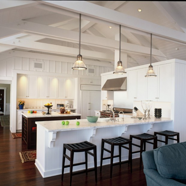 18 Amazing Kitchen Bar Design Ideas - Style Motivation