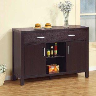 Corner Kitchen Buffet | Wayfair