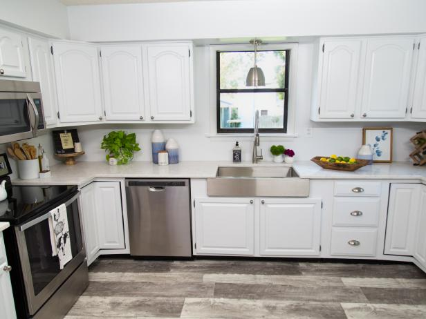 Paint Your Kitchen Cabinets Without Sanding or Priming | DIY