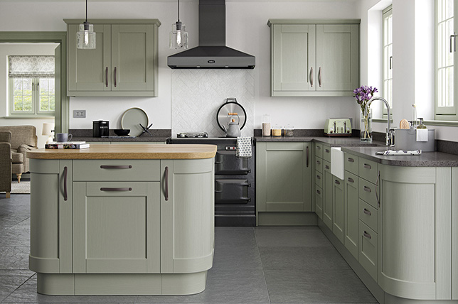 Kitchen Paint Colors - The Best To Try At Home And Why | Décor Aid