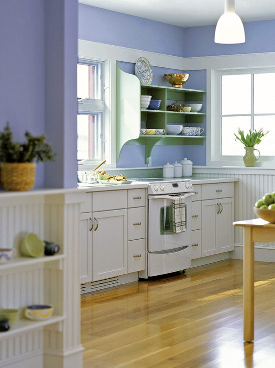Best Colors for a Small Kitchen u2014 Painting a Small Kitchen u2014 Eatwell101