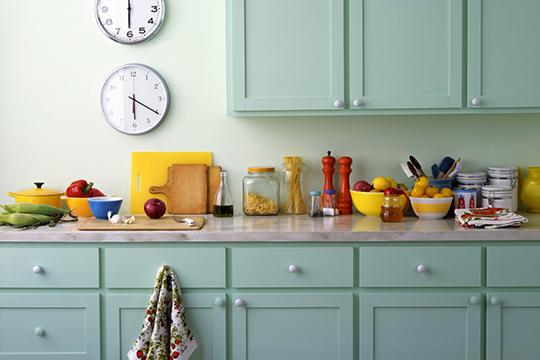 Best Colors for Kitchen | Kitchen Color Schemes | HouseLogic