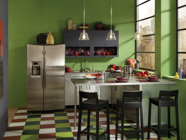 Best Colors to Paint a Kitchen: Pictures & Ideas From HGTV | HGTV