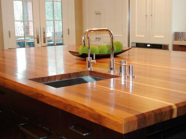 Resurfacing Kitchen Countertops: Pictures & Ideas From HGTV | HGTV