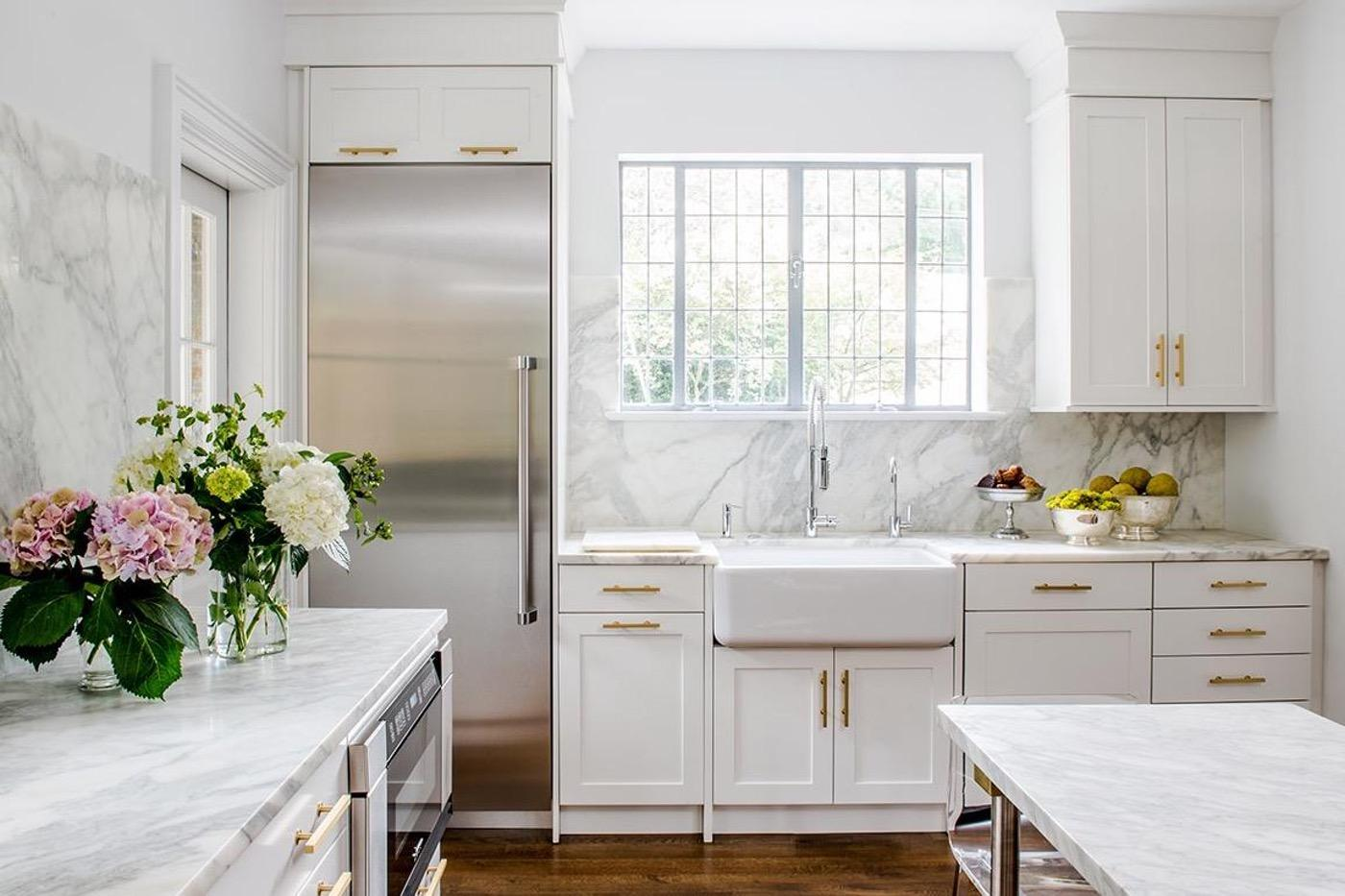 Your Guide to White Kitchen Countertops | Tasting Table