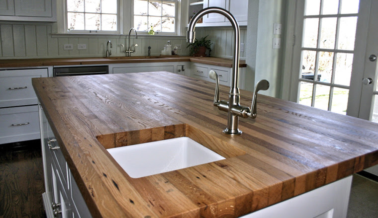 The 10 Best Eco-Friendly Kitchen Countertop Options - Ecocult