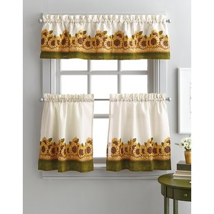 Retro Kitchen Curtains | Wayfair