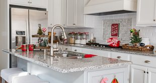 My Christmas Kitchen Decor + A Giveaway And An Exclusive Offer
