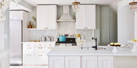 Elegant House Kitchen Decorating Ideas at HGTVimage