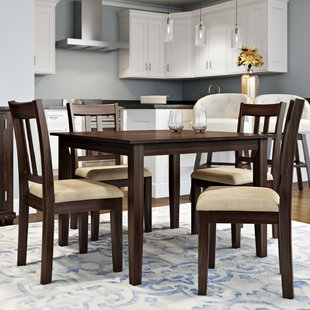 Wood Kitchen & Dining Room Sets You'll Love   Wayfair