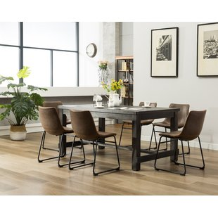 Modern Industrial Dining Room Sets | AllModern