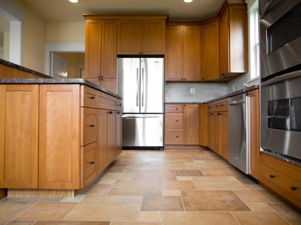 What's the Best Kitchen Floor Tile? | DIY