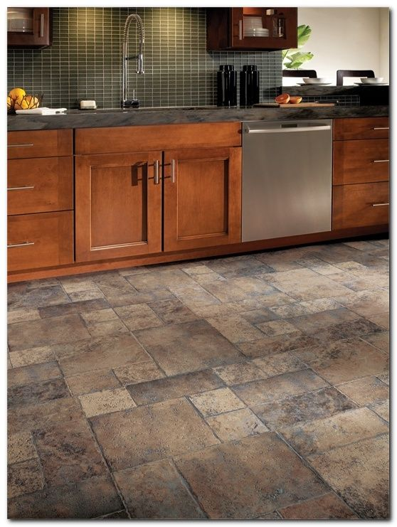 Choose Simple Laminate Flooring in Kitchen and 50+ Ideas | Home diy