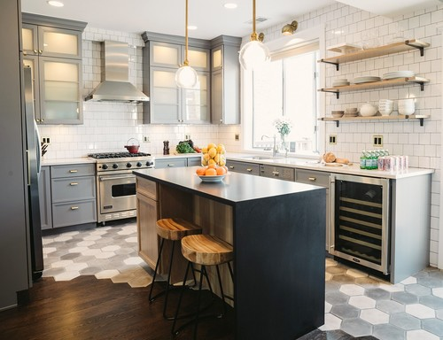 2019 Kitchen Flooring Trends: 20+ Flooring Ideas for the Perfect