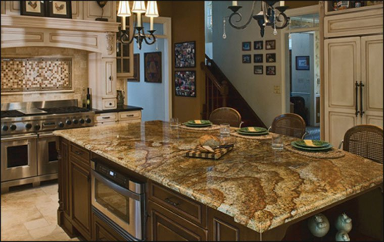 47 Beautiful Granite COuntertops [Pictures]