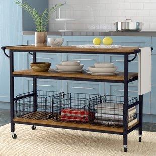 Kitchen Island cart Buying Tips - CareHomeDecor