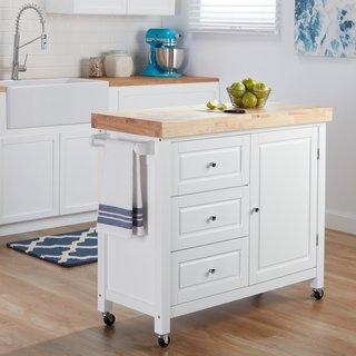 Buy Kitchen Carts Online at Overstock | Our Best Kitchen Furniture Deals