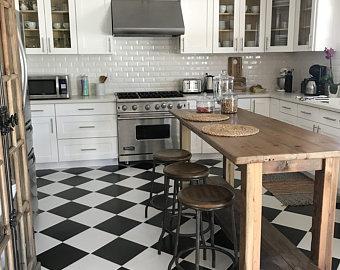 Kitchen island table | Etsy