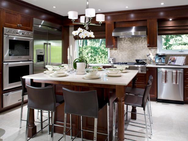 Kitchen Island Tables | HGTV