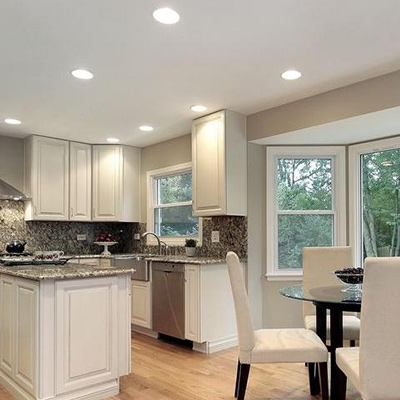 Create a warm ambiance in your kitchen area kitchen light ...