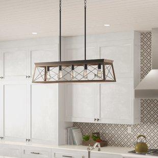 Lighting Kitchen Island | Wayfair