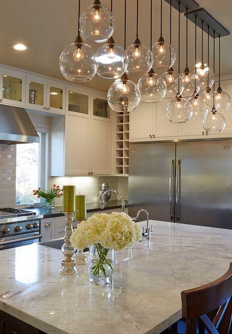 19 Home Lighting Ideas | For the Home | Pinterest | Modern kitchen