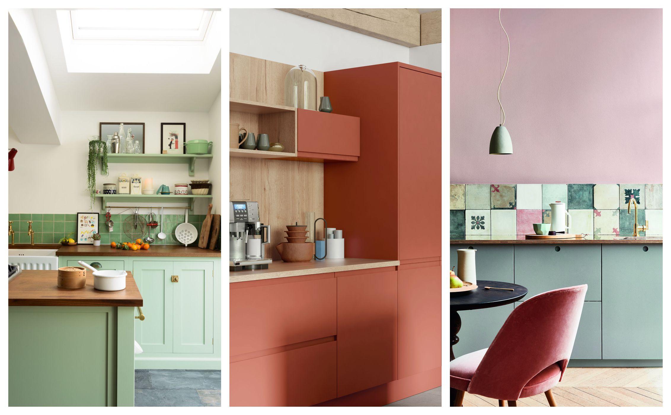 Best Modern Kitchen Colour Ideas - New Kitchen Paint Ideas