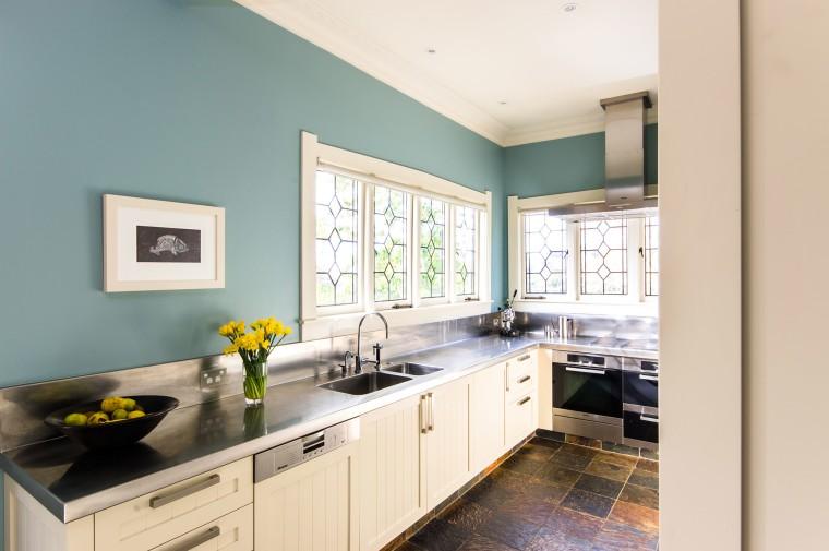 Resene paint colours enliven traditional kitchenu2026   Trends