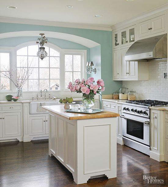 Popular Kitchen Paint Colors   Decor. Style. & Home.   Pinterest