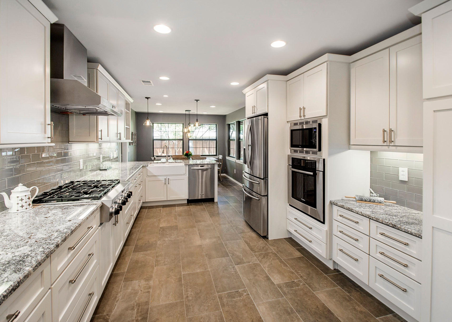 Beautiful Kitchen Remodel in Dallas Area