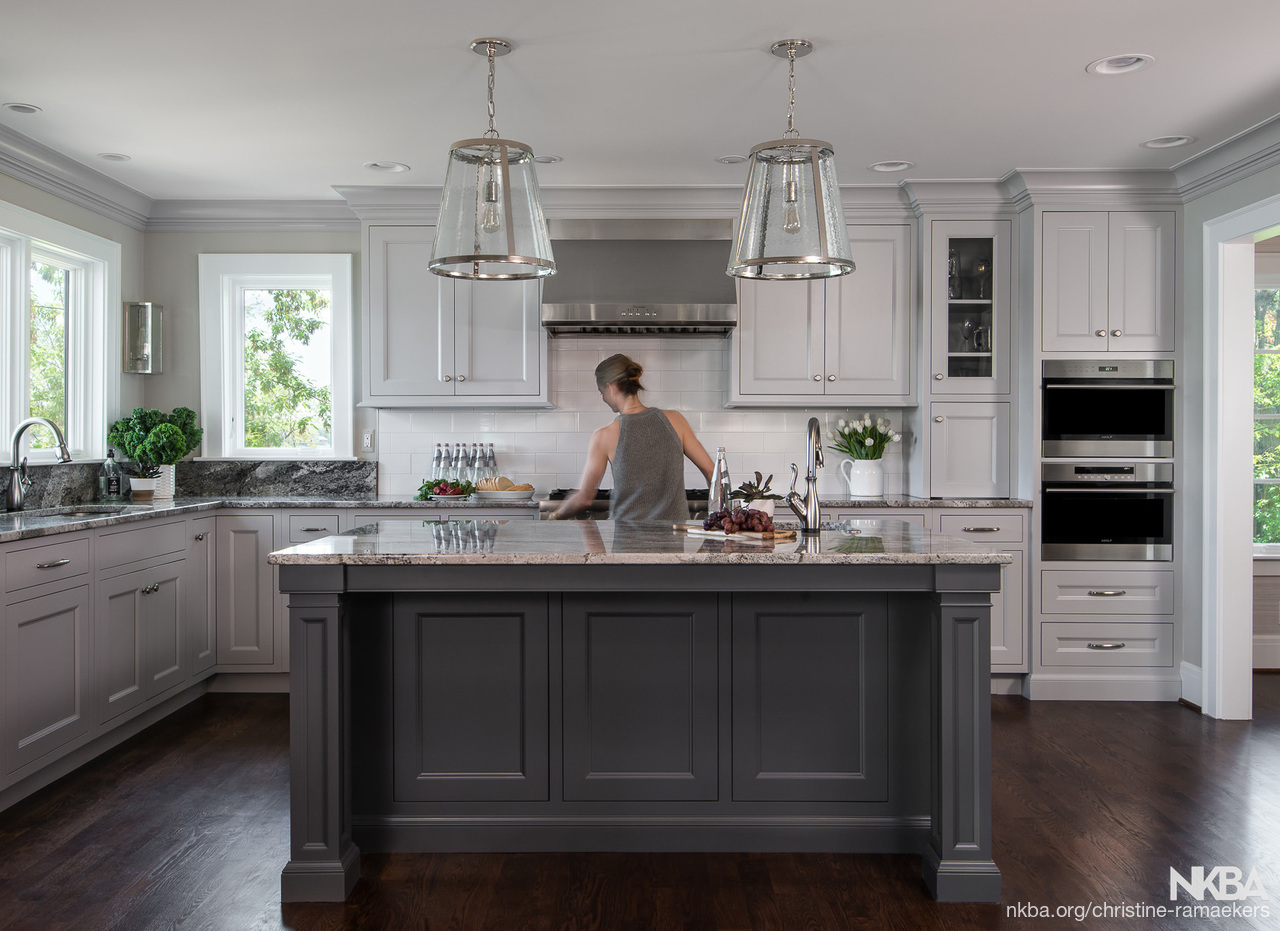 Orchard Lake, MI Kitchen Remodel - Transitional - Kitchen