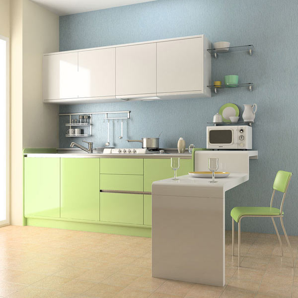 Kitchen Set 03 3D model - Furniture on Hum3D