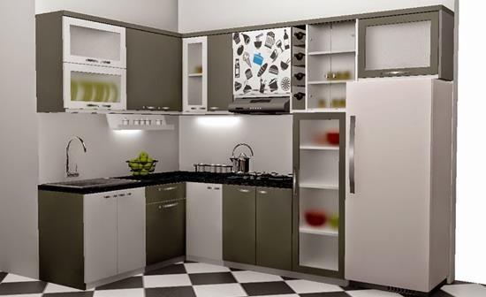 Harga Kitchen Set Per Meter u2013 Pada kesempatan kali ini saya akan