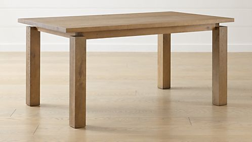 Shop Dining Room & Kitchen Tables   Crate and Barrel