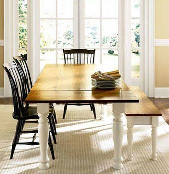 Beach Themed Dining & Kitchen Tables for Sale - Cottage & Bungalow