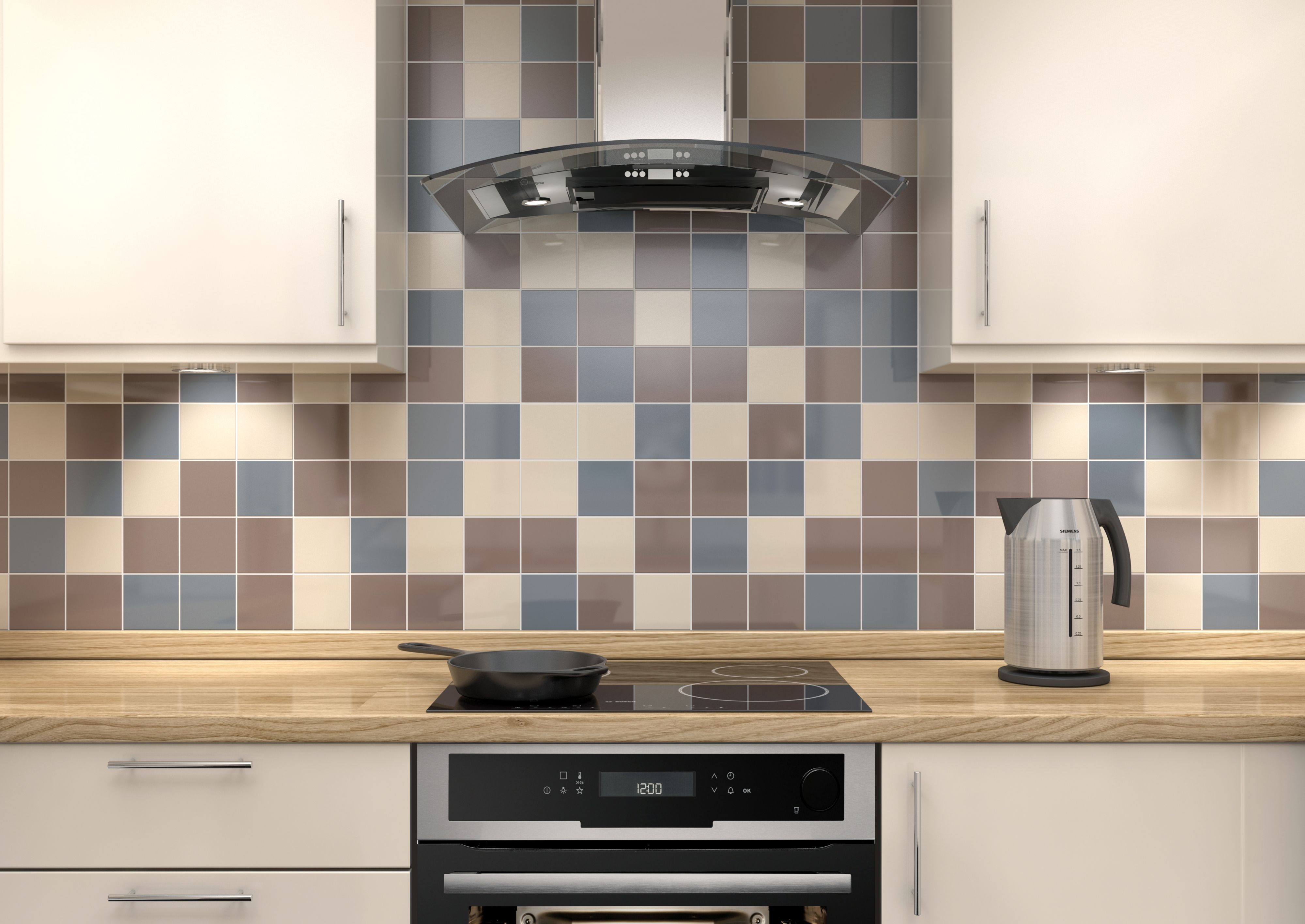 Tiles   Kitchen Tiles   DIY at B&Q