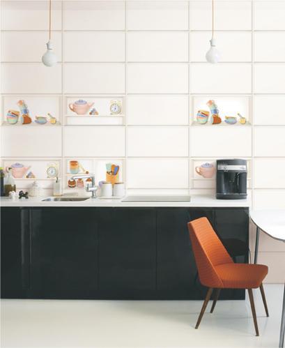 3D Kitchen Digital Wall Tiles at Rs 130 /box   3d Tiles   ID