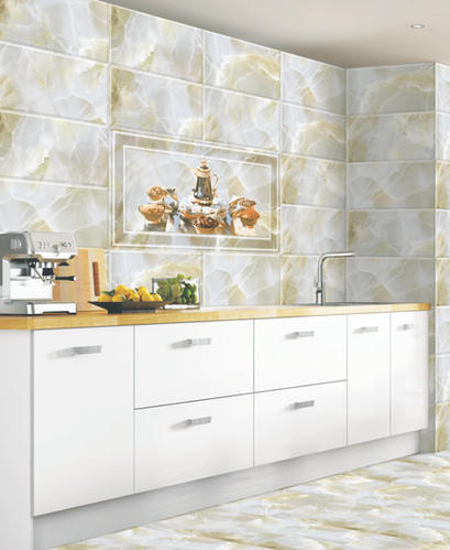 Stylish kitchen tiles and   tiling patterns