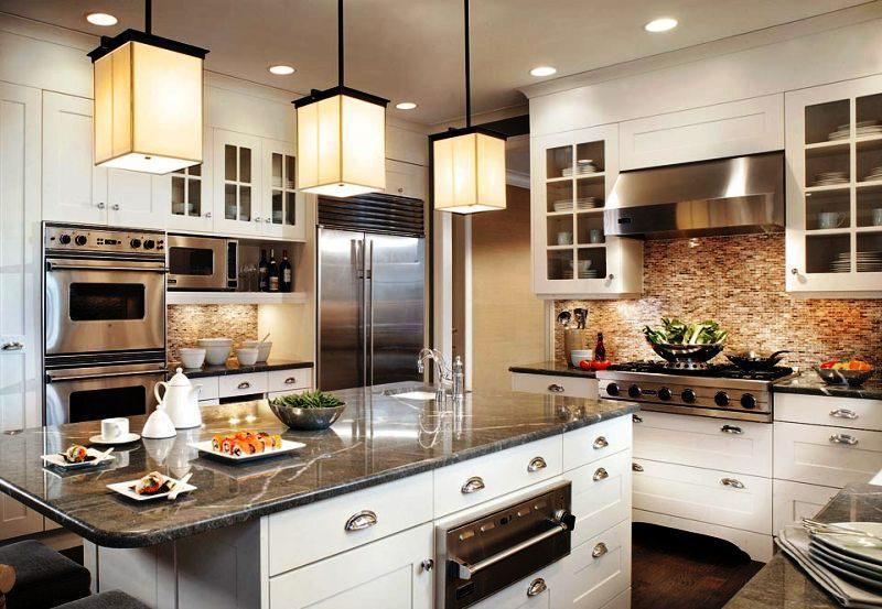 Small White Transitional Kitchens Designs Ideas u2014 Jayne Atkinson
