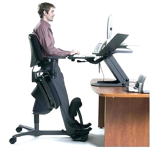 Ergonomic Kneeling Office Chairs Kneel Desk Creative Of Ergonomic