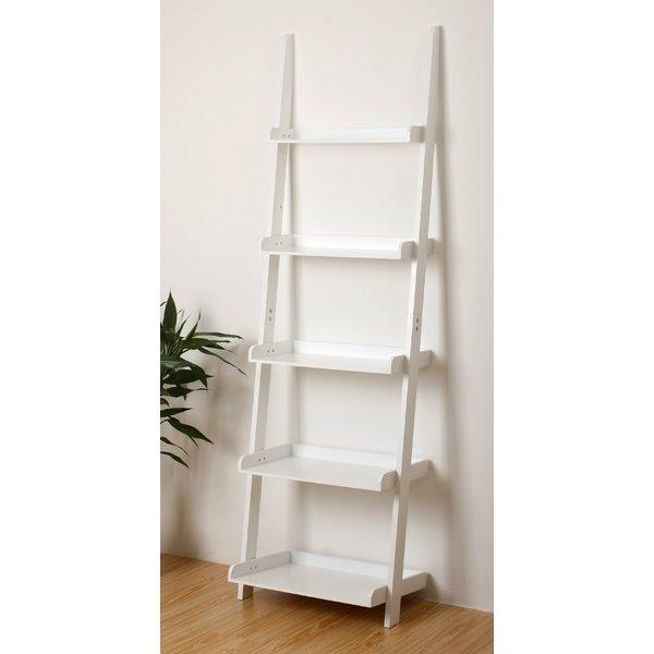 Decorative Corner Ladder Shelf   Wayfair