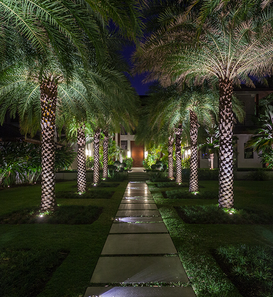 Yard Sentry | Landscape Lighting South Florida | Outdoor Deck Lighting