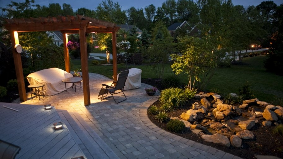 DIY Outdoor Lighting: Let LED Lights Transform Your Space | Angie's List