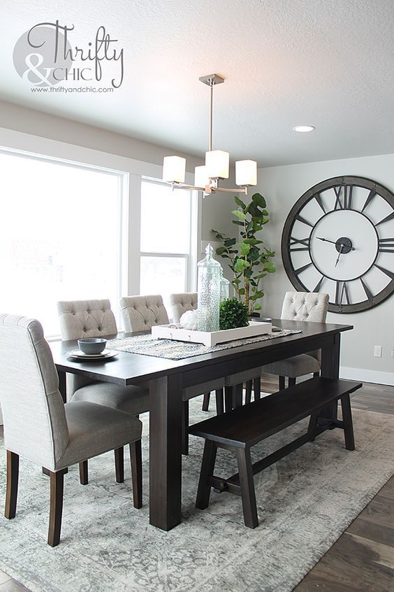 How to Decorate with Large Clocks (and my favourite oversized clocks